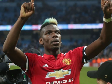Michael Carrick reveals what he told Paul Pogba in pre-Manchester derby pep talk