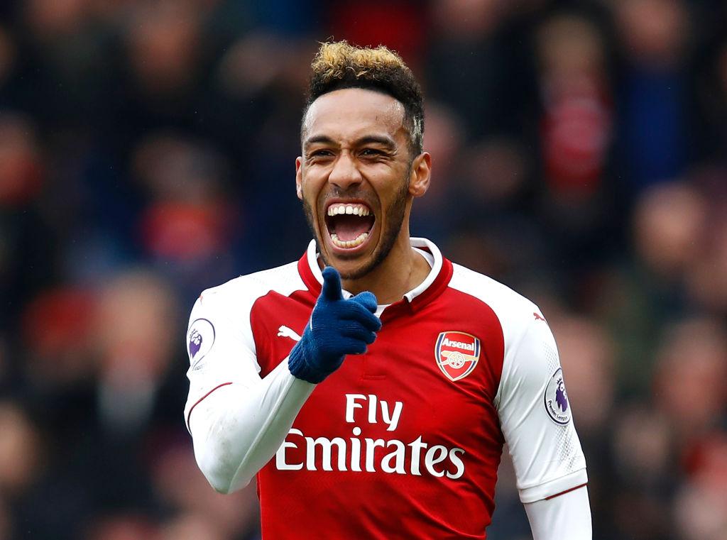 Arsenal news: Pierre-Emerick A...