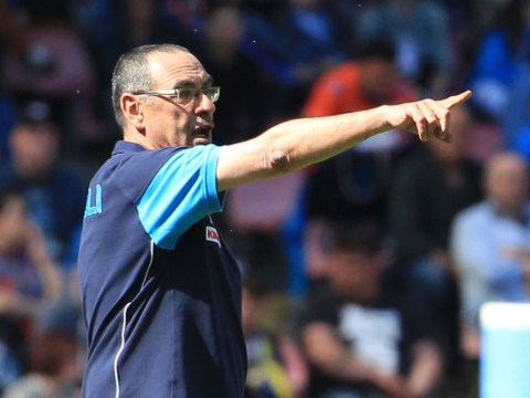 Chelsea make contact with 'very intrigued' Maurizio Sarri about replacing Antonio Conte