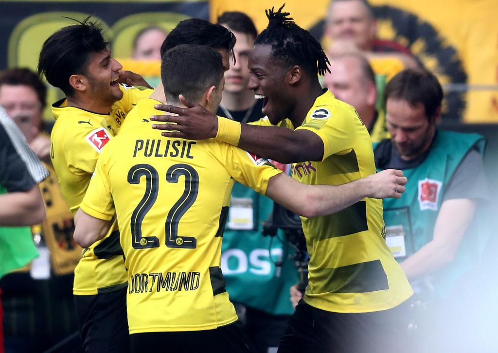 Chelsea loanee Michy Batshuayi says playing for Borussia Dortmund fulfils 'dream'