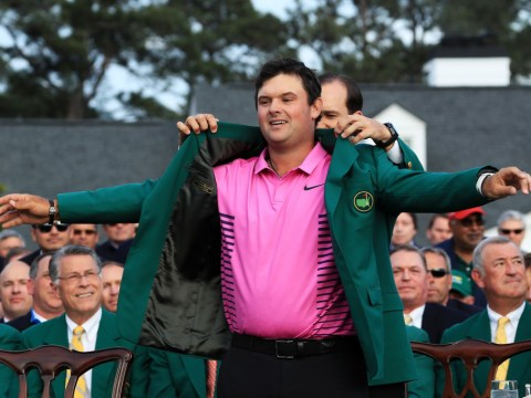 Patrick Reed holds off Rickie Fowler and Jordan Spieth to win The Masters after Rory McIlroy falls away