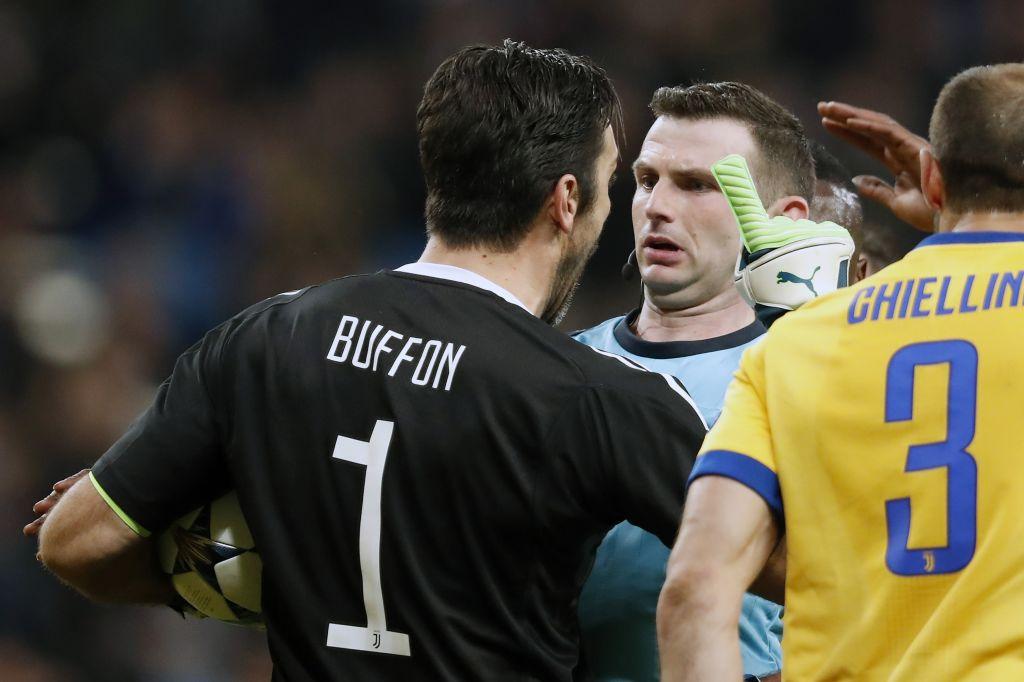 Gianluigi Buffon defends his Champions League meltdown following Gary Lineker criticism