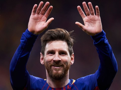 Lionel Messi well ahead of Cristiano Ronaldo on list of top five best paid footballers