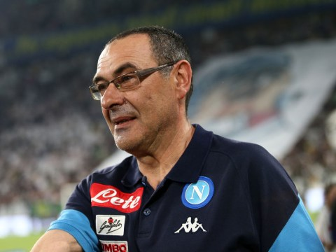 Maurizio Sarri's agent spotted in London as Chelsea close in on Antonio Conte replacement