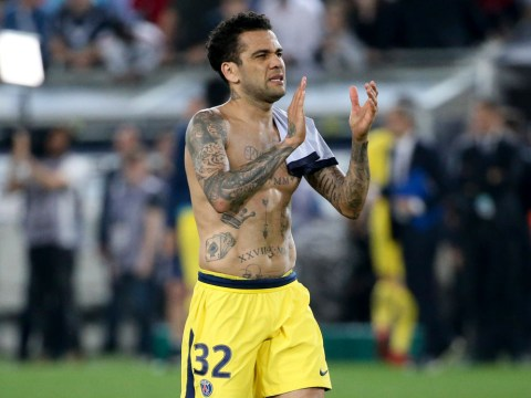 Dani Alves says he would quit PSG to join Barcelona 'tomorrow'