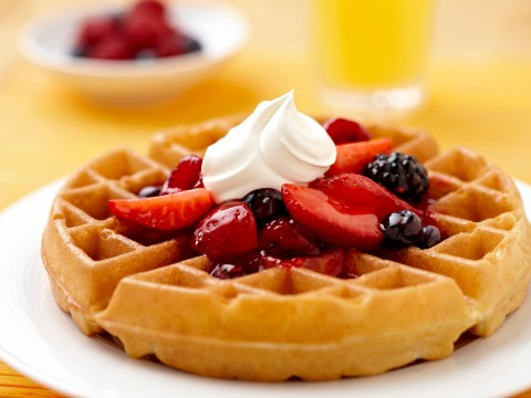 The perfect recipe to make the absolute best waffles this weekend