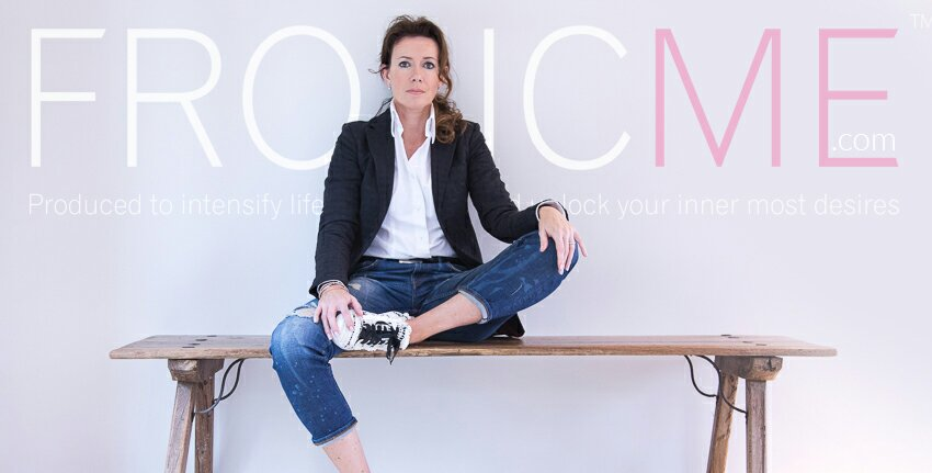 Anna Richards, founder of FrolicMe