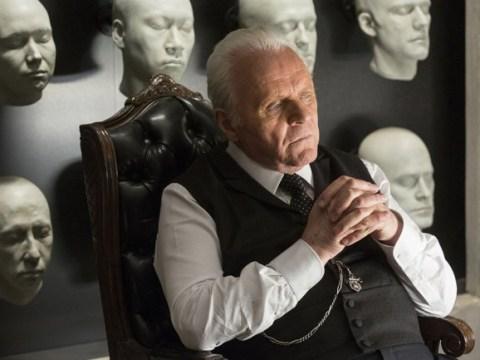 Is Anthony Hopkins in Westworld season 2?