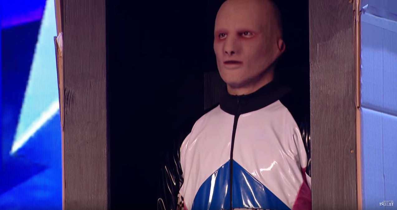 Baba Yega could be the creepiest Britain's Got Talent act yet