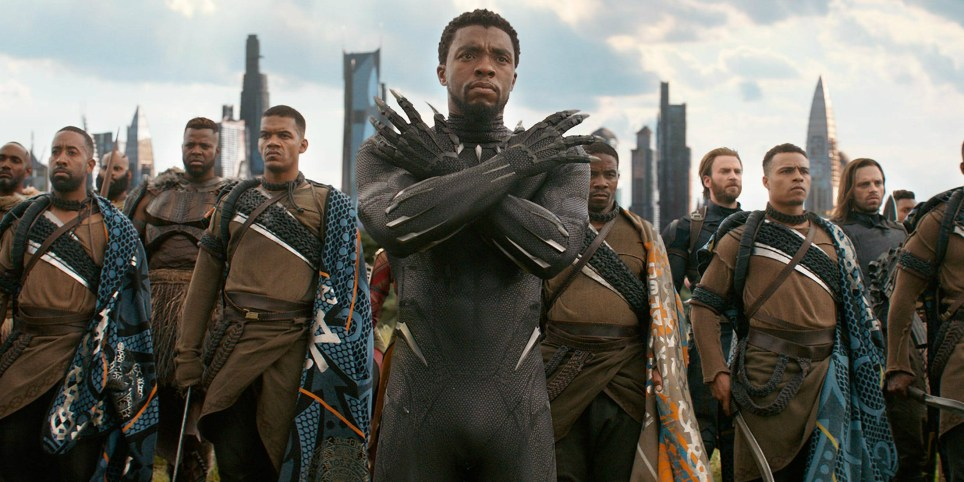What role does Wakanda and Black Panther play in Avengers