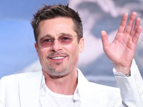 Brad Pitt turns his hand to furniture design as he 'spends time with MIT professor Neri Oxman'