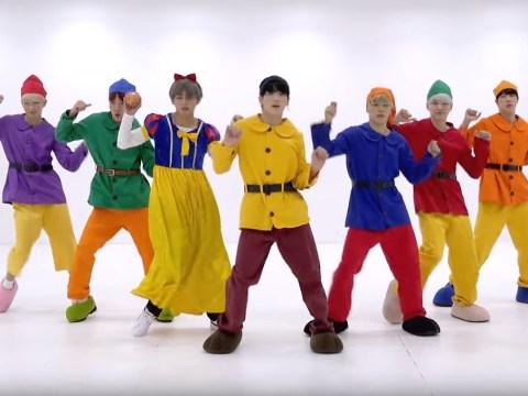 10 Times Korean Artists Rocked Fancy Dress