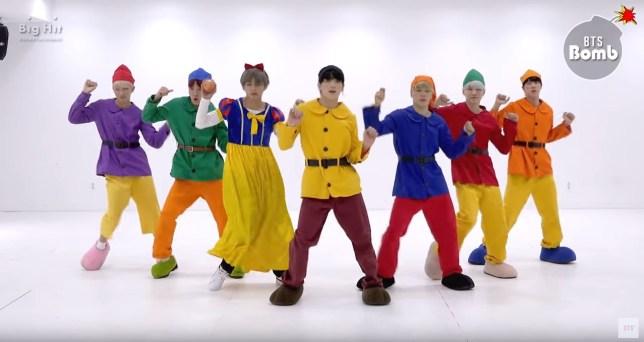 10 times Korean artists rocked fancy dress   Metro News