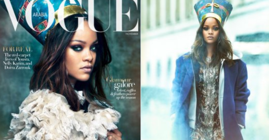 Beyoncé's been called out for appropriating Egyptian culture
