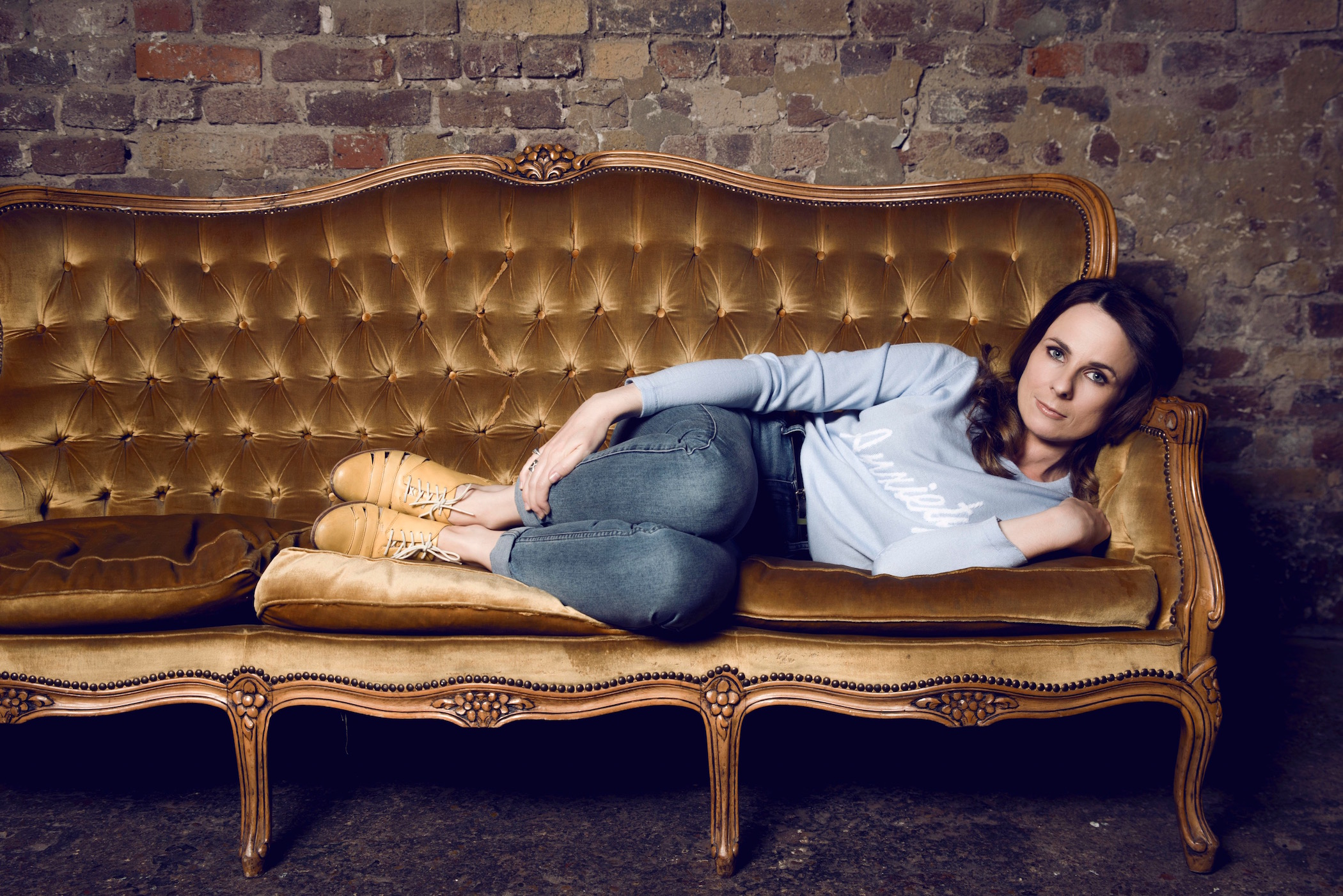 The grief club – comedian Cariad Lloyd talks bereavement and Griefcast on mental health podcast Mentally Yours