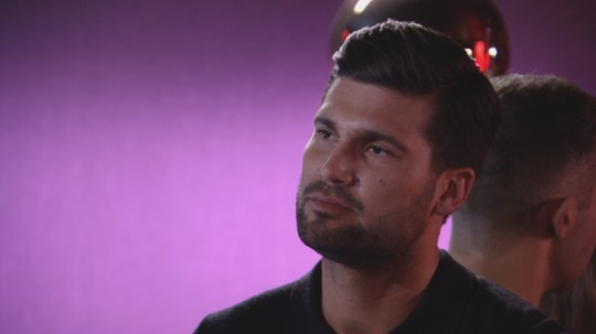 Dan Edgar is confused over his relationship with Amber Turner