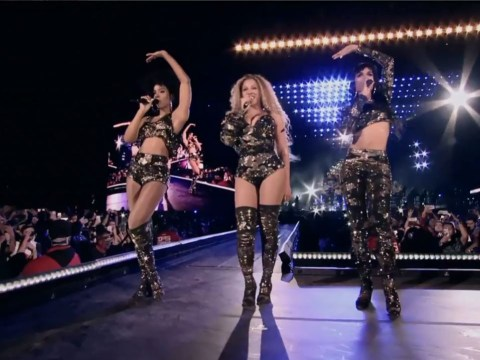 Beyonce grants wish of whole world as Destiny's Child reunites in epic Coachella set