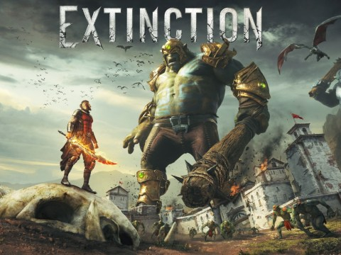 Extinction review – shadow of the titan