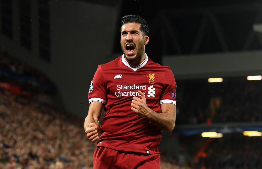 Juventus set to announce signing of Emre Can from Liverpool