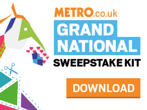 Grand National sweepstake kit 2018: Download and print your free cut-out guide