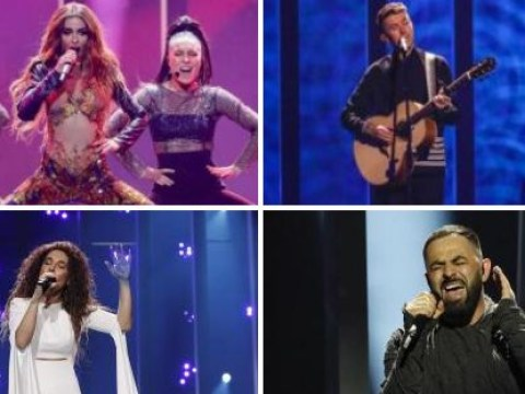 Eurovision 2018: A round up of day two in Lisbon