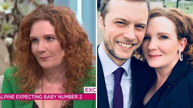 Pregnant Jennie McAlpine is probably going name her baby after a Coronation Street character
