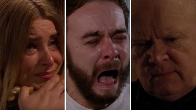 Soap spoilers for Emmerdale's Charity, Coronation Street's David and EastEnders' Phil