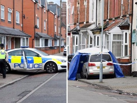 Car hits two men outside Birmingham mosque in 'hit-and-run'