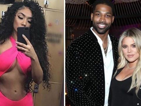 Khloe Kardashian's boyfriend Tristan Thompson 'filmed going into hotel' with Instagram model