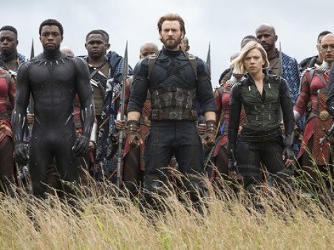 What role does Wakanda and Black Panther play in Avengers: Infinity War?