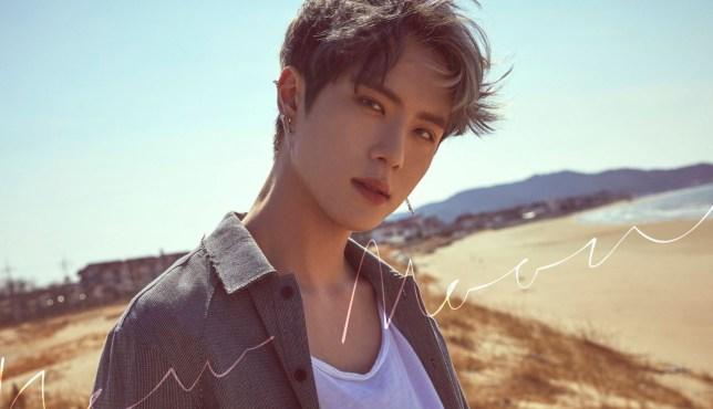 Teaser photos released for JBJ's last album New Moon before