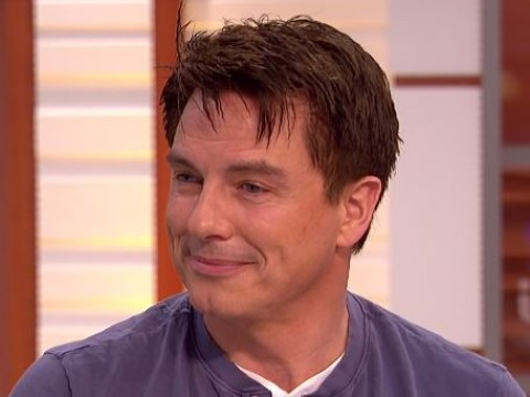 John Barrowman calls for Target to donate to homeless charities after being 'lectured' by staff over purchase
