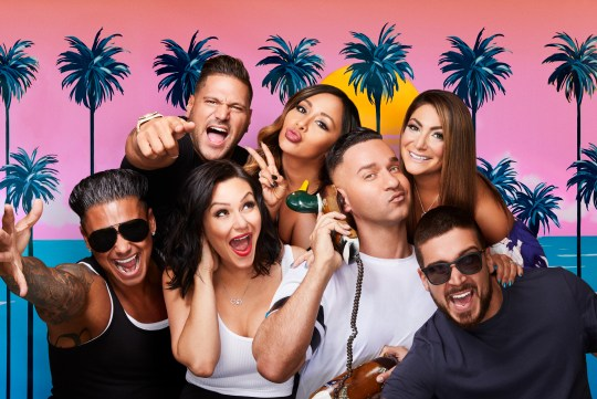 The Jersey Shore cast have reunited