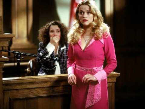 Reese Witherspoon set to star in Legally Blonde 3
