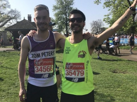 What is the Brathay Trust? The charity Matt Campbell was running the London Marathon for