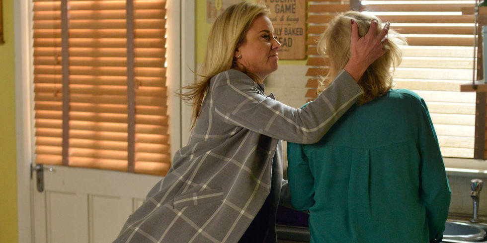 EastEnders spoilers: Mel Owen attacks Michelle Fowler over sex abuse lie tonight
