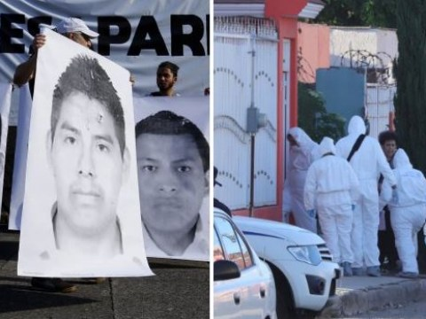 Students dissolved in acid after being mistaken for Mexican drug cartel members