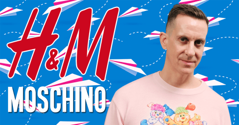 Moschino x H&M is coming, and we're predicting a riot