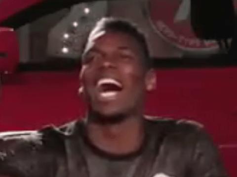 Paul Pogba loves Romelu Lukaku's joke about 'unhappy' Anthony Martial