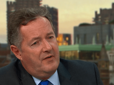 Piers Morgan backs Dynamo's campaign to get Syrian refugees back in school