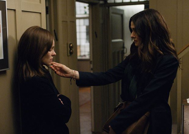 The choreography for Rachel McAdams and Rachel Weisz's Disobedience sex scene sounds intense