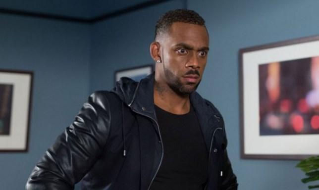 Vincent leaves EastEnders