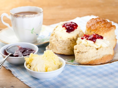 How to make the perfect afternoon tea scones