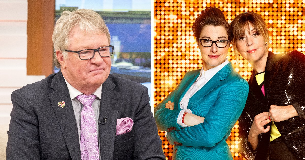 Former Generation Game host Jim Davidson throws shade at new show fronted by Mel and Sue