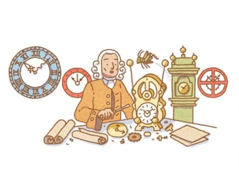 Who was John Harrison? Google Doodle celebrates the clockmaker who revolutionised navigation at sea