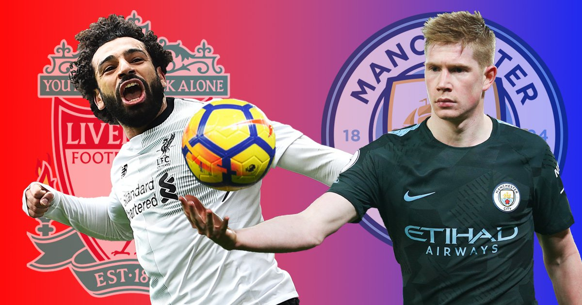 Mohamed Salah v Kevin De Bruyne: Who should win Player of the Year?