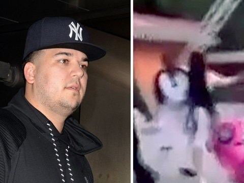 Rob Kardashian 'requests no changes in custody' after Blac Chyna's theme park fight