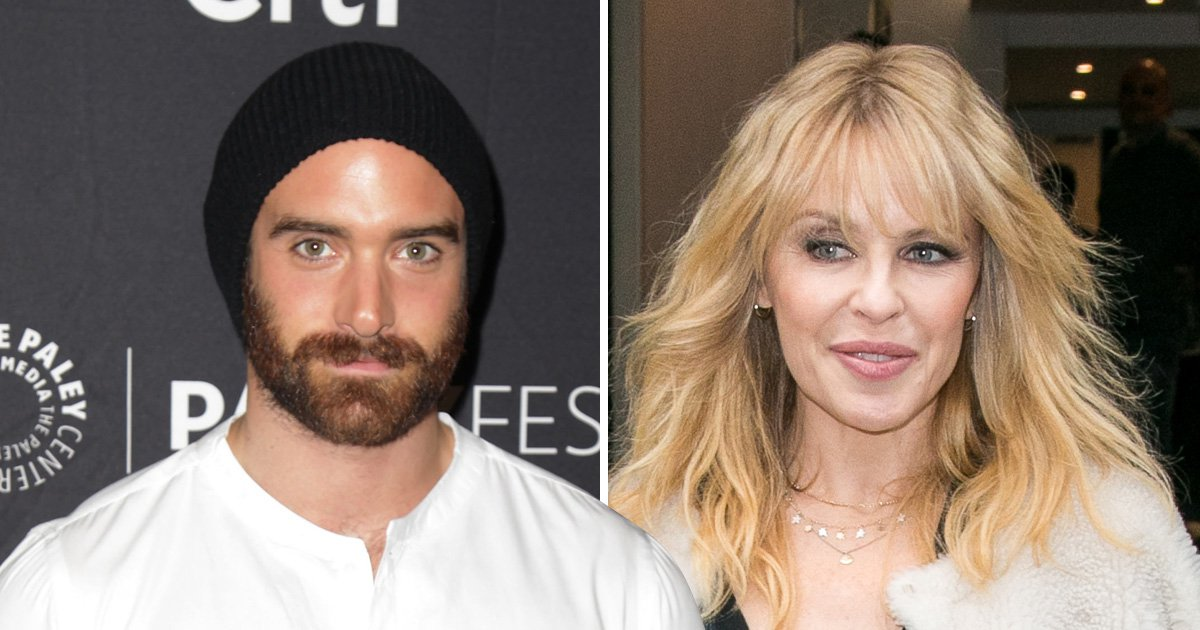 Joshua Sasse makes thinly-veiled dig at ex Kylie Minogue in cryptic post