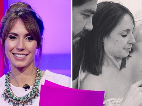 The One Show's Alex Jones hurt by comments after her 'boobs leaked on air'