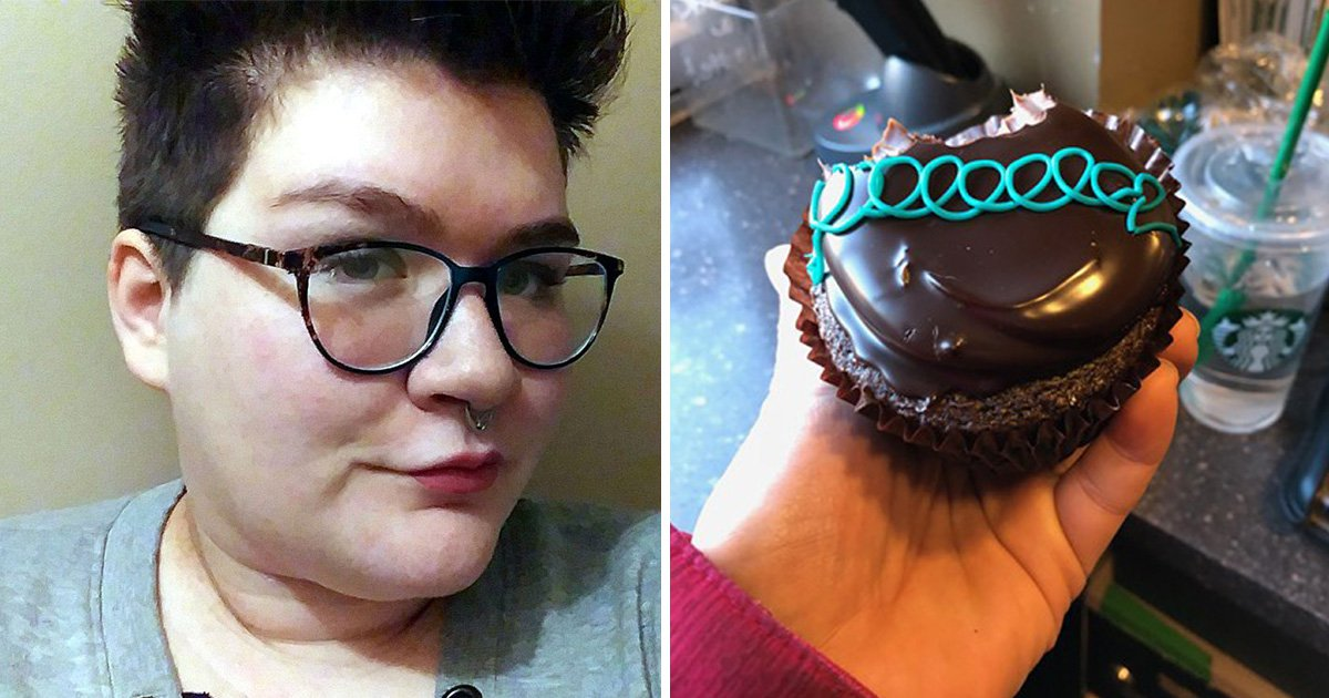 Teenager buys everyone at a bakery cupcakes to get back at fat-shamer